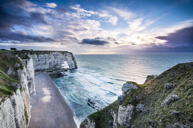 Normandy, France.