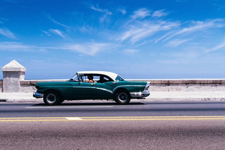 Car Hire in Cuba