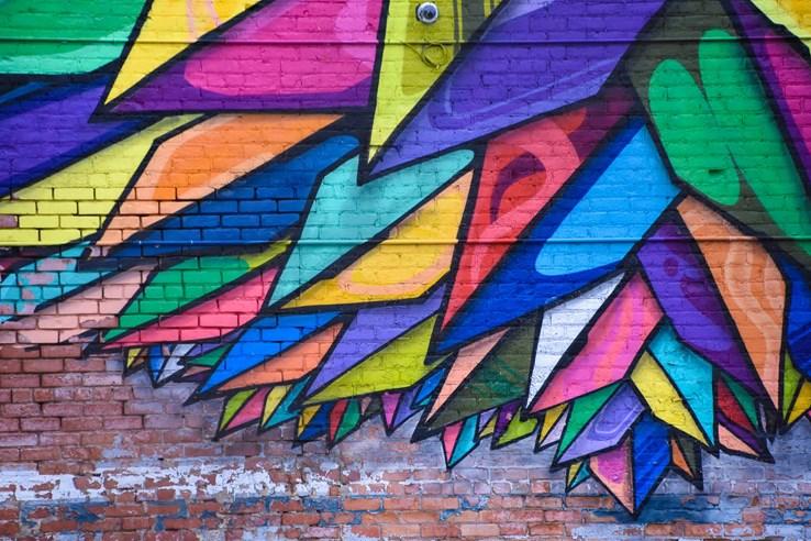 Outdoor Painting & Murals in St Petersburg