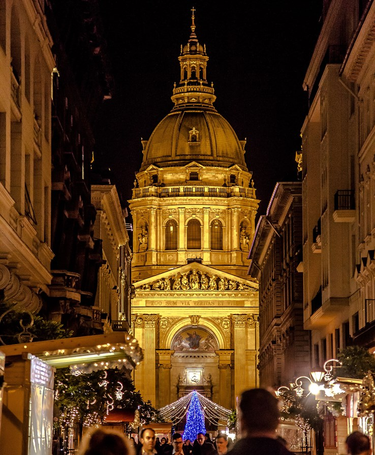 st stephens cathedral budapest