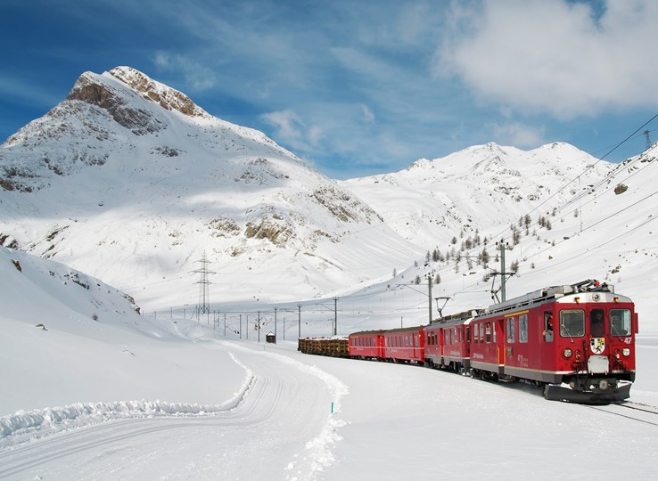 Polar Express Train   Norway