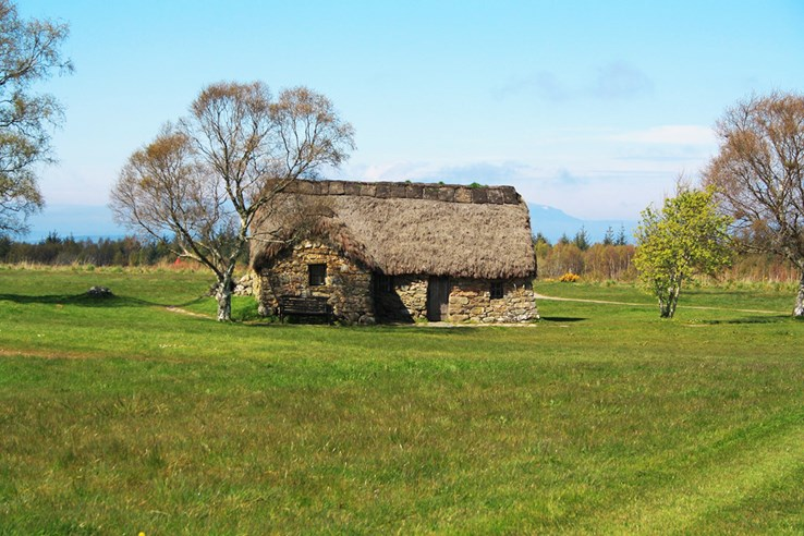 Leanach Cottage | Culloden Moor | Inverness