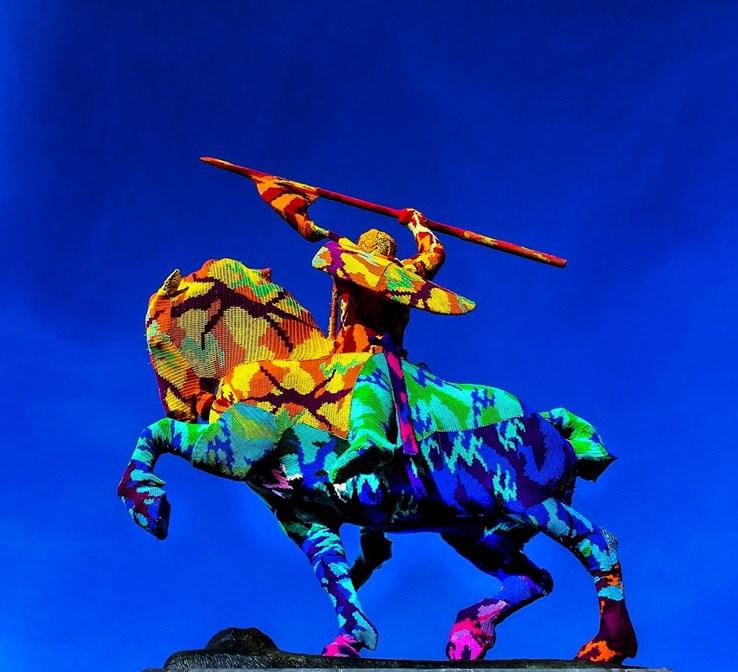 Statue of 'El Campeador' | Seville