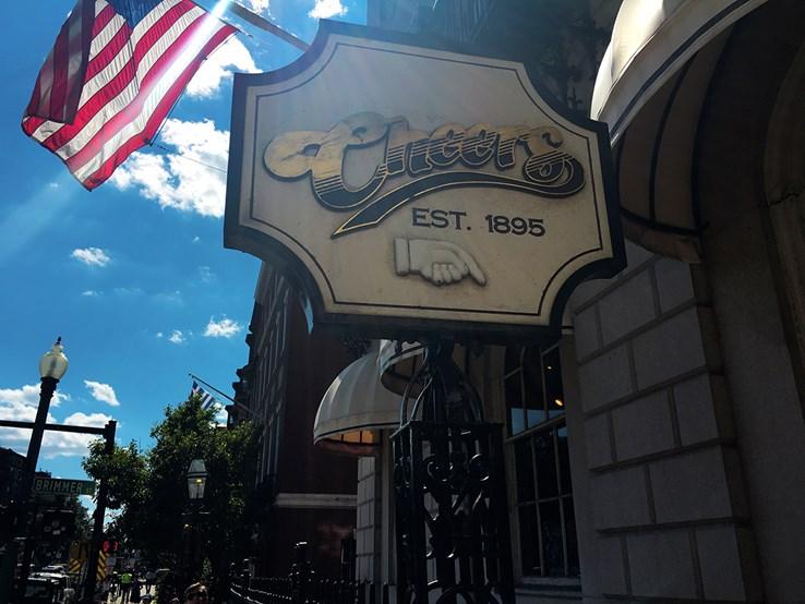 Cheers Pub   Boston