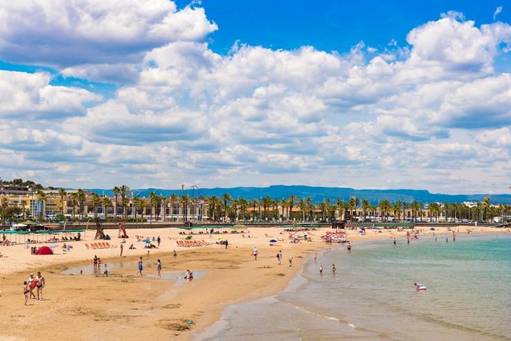 Beach | La Pineda | Costa Dorada