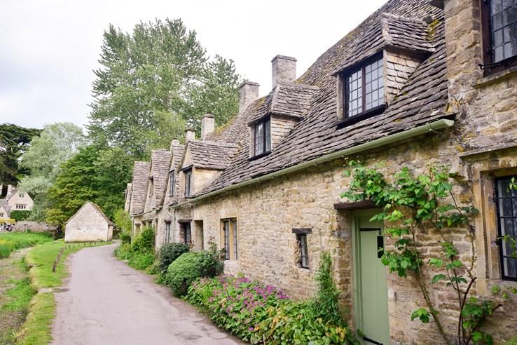 Quaint Medieval Village, Cirencester