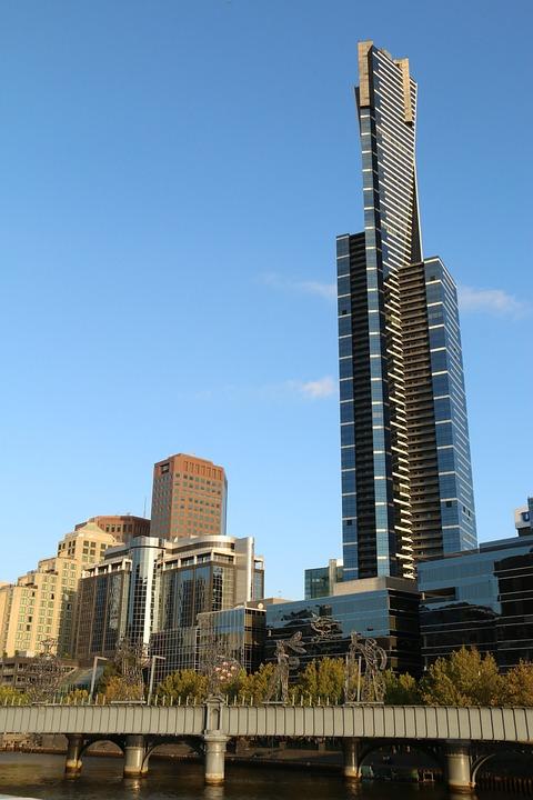 Eureka Skydeck, Melbourne.