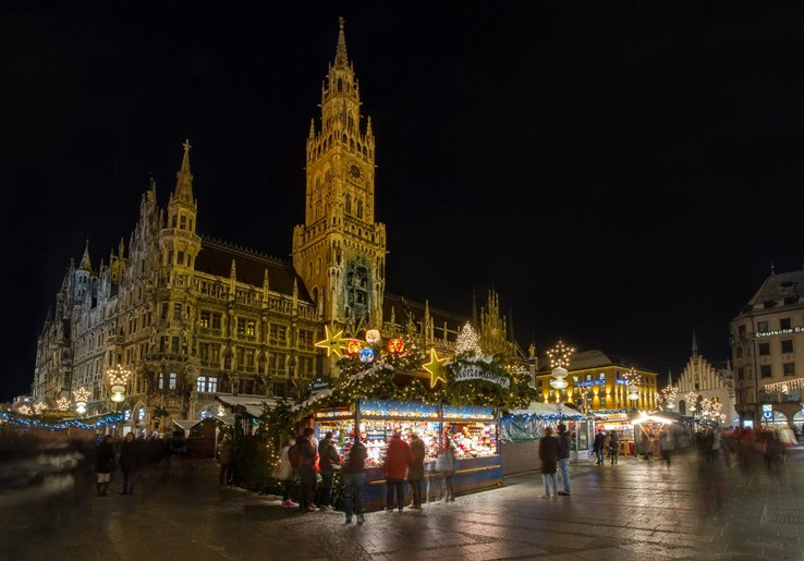 Marienplatz Christmas Market | Munich