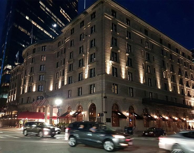 Fairmount Copley Plaza Hotel   Boston