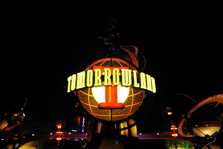 Tomorrowland by Mike Saechang (CC BY-SA 2.0)