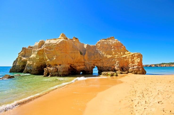 Praia de Rocha Beach | Algarve
