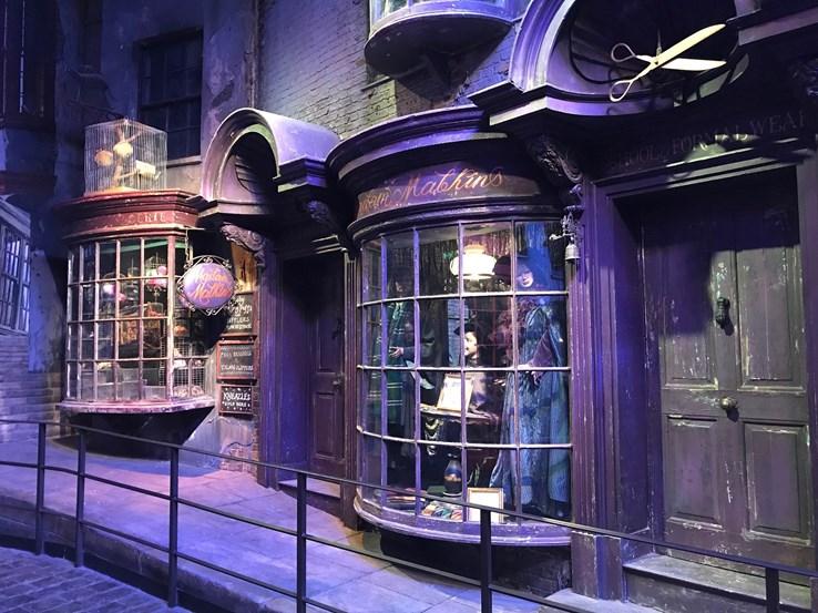 Harry Potter™, Warner Bros Studio