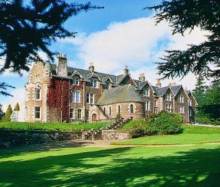 The exquisite Cromlix House