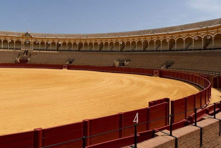 Royal Maestranza bullring, Seville.