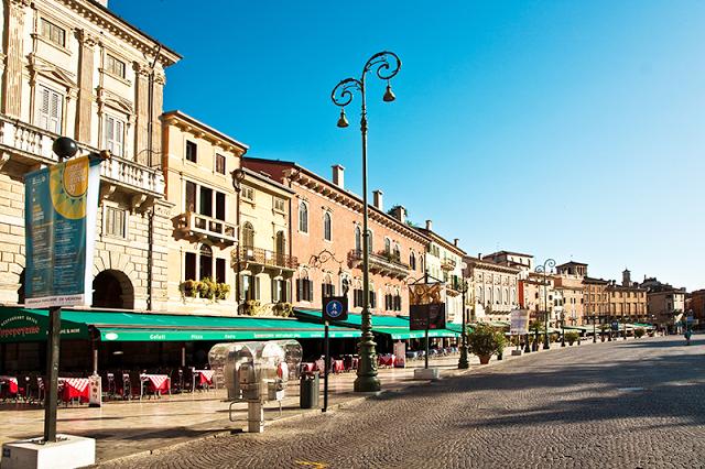 Market Place - Verona - Italy