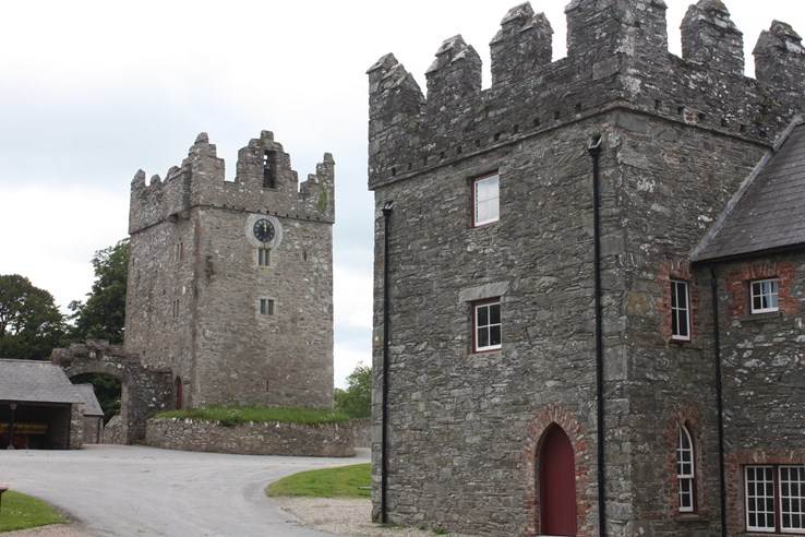 Castle Ward, Strangford, County Down, Northern Ireland, June 2011 By