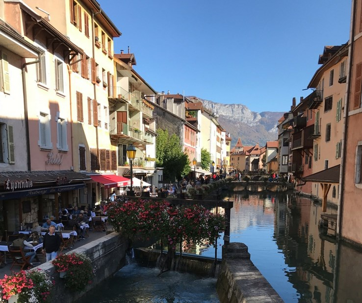 Fairy-tale Streets, Annecy