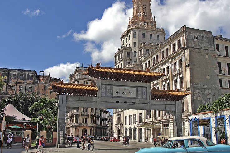 Chinatown | Havana | Cuba