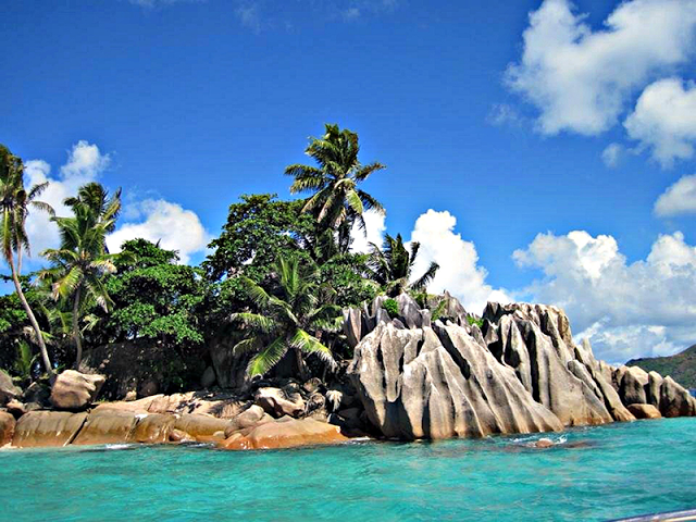 St Pierre Island, The Seychelles