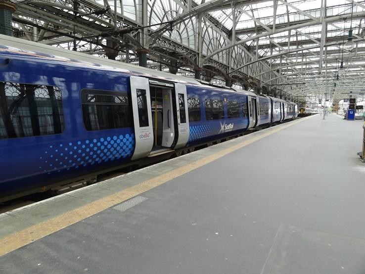Glasgow Train | Scotrail