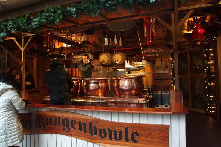 Feuerzangenbowle Stall | Munich