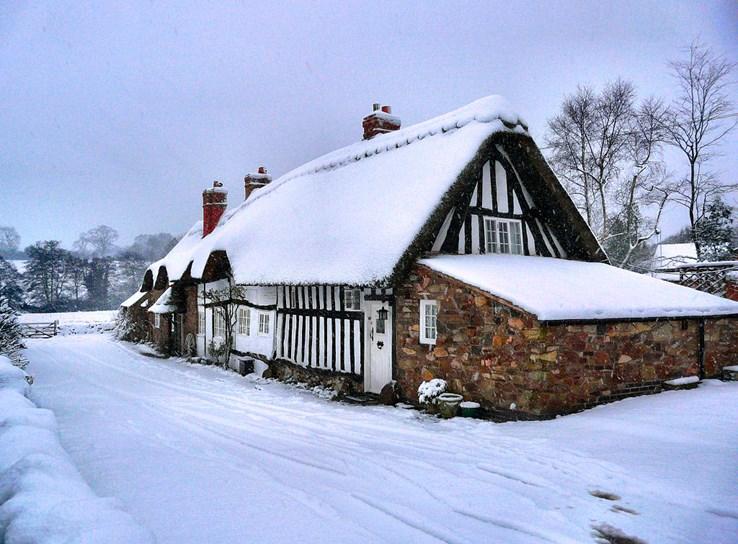 Cottage Newton Linkford England