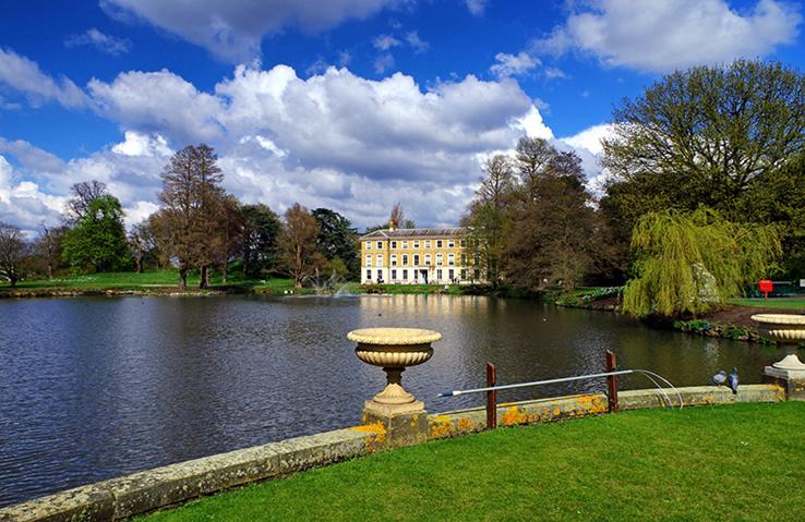 Kew Gardens - London, England