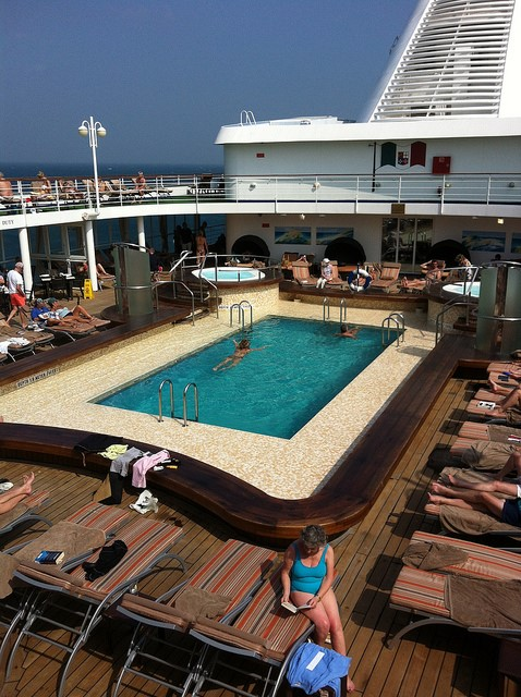 Cruise Boat Pool