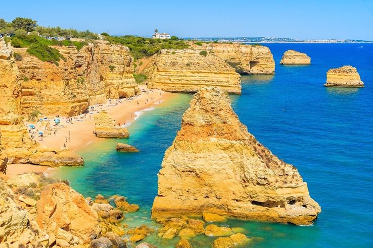 Praia de Marinha   Vilamoura   Portugal