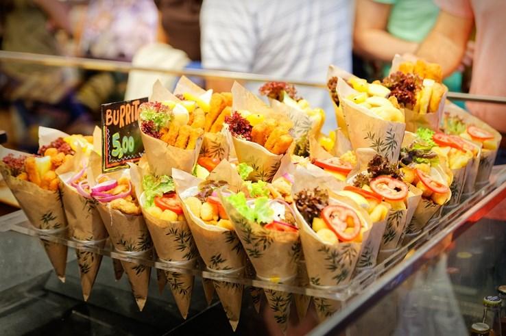 Burritos | Barcelona Street Food