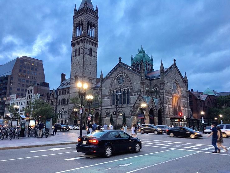 Old South Church   Boston