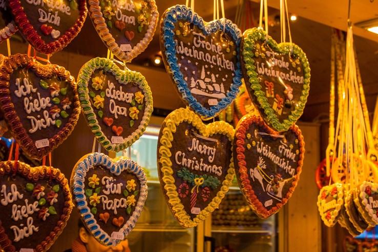 German Christmas Gingerbread