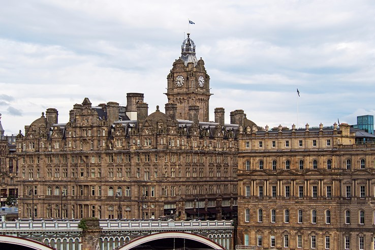 The Balmoral Hotel | Edinburgh
