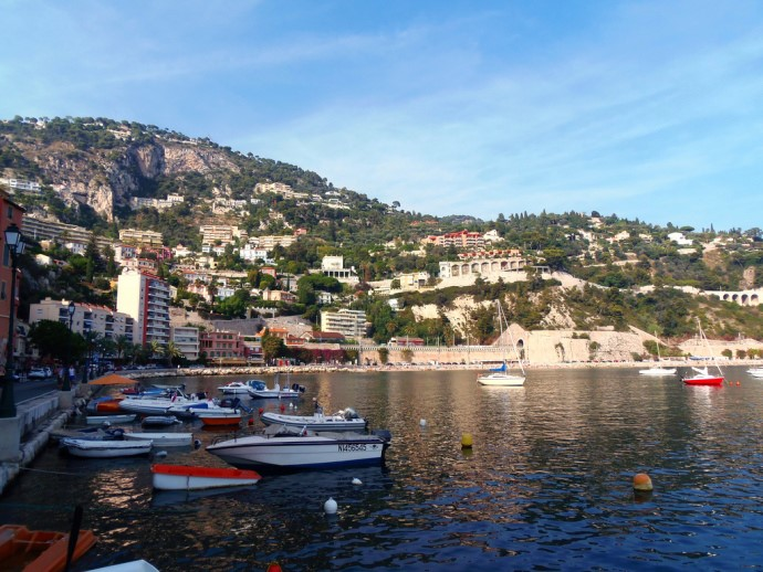 Villefranche-sur-Mer, one of my favourite views in the world