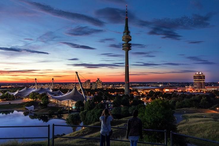 Munich Olympia Tower