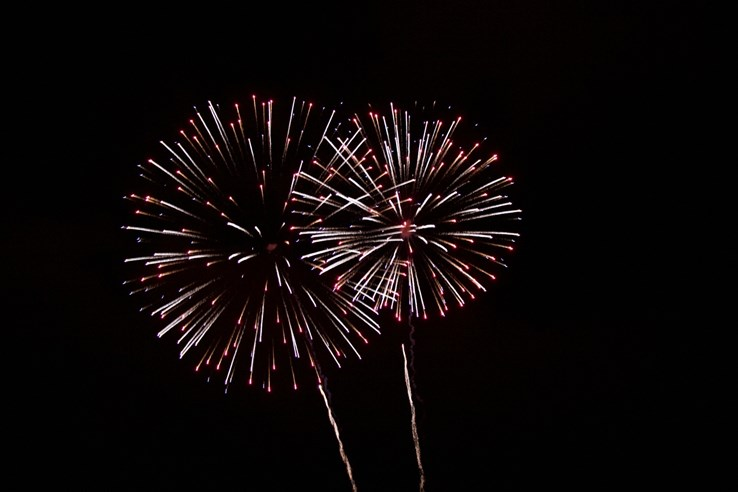 Halloween Fireworks