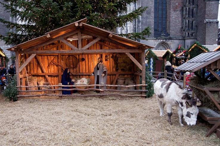 German Christmas Cribs