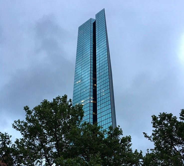 John Hancock Building   Boston