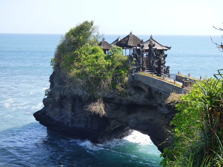 Tanah Lot, Water Temple