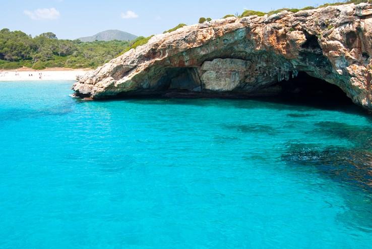 Sa Coma Beach, Majorca