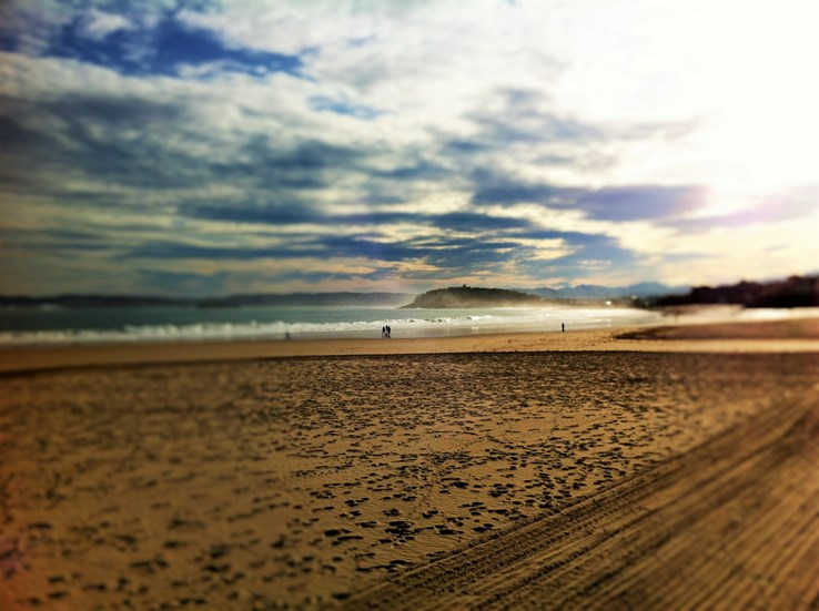 El Sardinero Beach | Santander