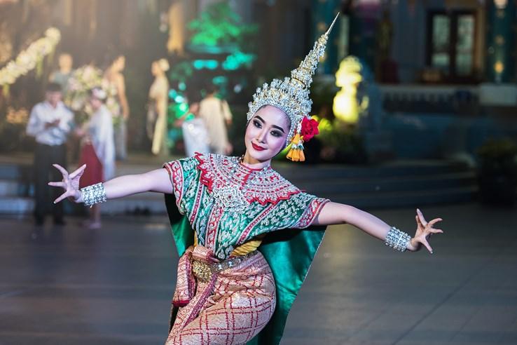 Traditional Thai Dance   Theatre Thailand