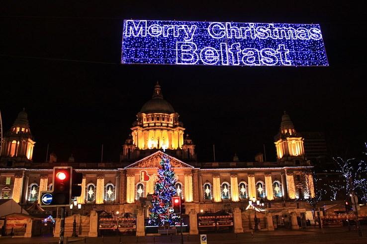 Belfast Christmas Markets