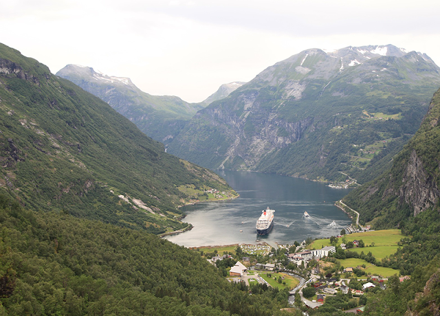 Norwegian Fjord Cruise
